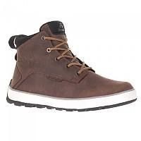 [해외]카믹 Spencer Mid Boots Dark Brown