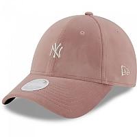 [해외]뉴에라 Metallic Velour 9Forty Cap Pink