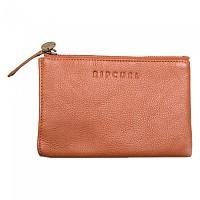 [해외]립컬 Mini Rfid Leather Coin Purse Wallet Burnt Orange