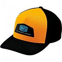 [해외]100% Guild Snapback Cap Black / Yellow