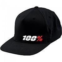 [해외]100% Ozone Snapback Cap Black