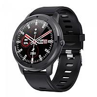 [해외]KSIX Eclipse Smartwatch Black