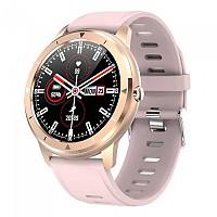 [해외]KSIX Eclipse Smartwatch Gold