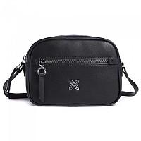 [해외]무니치 Grain Messenger Bag Black