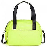 [해외]무니치 Neon Bowling Bag Yellow Fluor / Black