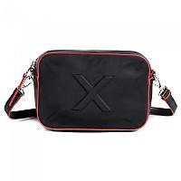 [해외]무니치 Neon Messenger Bag Black / Red