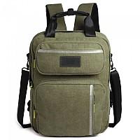 [해외]무니치 Patch Messenger Backpack Kaki