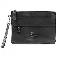 [해외]ANTONY MORATO Faux-Leather Pouch With Pockets And Zips Bag Refurbished Black