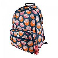 [해외]JESSICA NIELSEN Citrus Backpack Orange / Blue