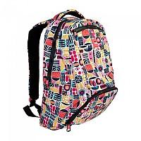 [해외]MILAN Shapes Backpack 28L Multicolor