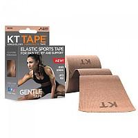 [해외]KT TAPE Elastic Sports Precut 5 m 3137996214 Gentle Beige
