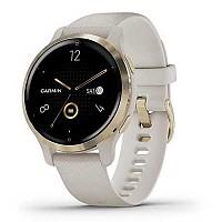 [해외]가민 Venu 2S Watch Refurbished 3138364849 Beige / Light Gold