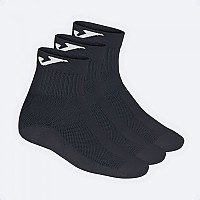[해외]조마 Half Socks 3 Pairs 3138270483 Black
