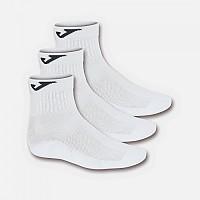 [해외]조마 Half Socks 3 Pairs 3138270485 White