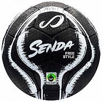 [해외]SENDA Street Freestyle Football Ball 3138220619 Black / White