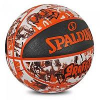 [해외]스팔딩 Orange Graffiti Basketball Ball 3138357393