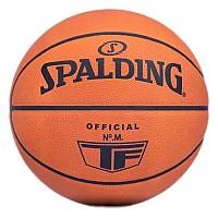 [해외]스팔딩 TF Model M Leather Basketball Ball 3138357425