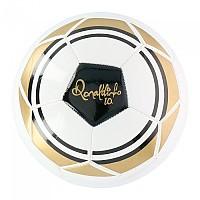 [해외]던롭 Ronaldinho Ball 15 cm 3138359838 White / Gold / Black