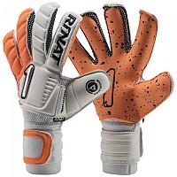 [해외]리낫 Egotico Quantum Turf Goalkeeper Gloves Refurbished 3138361102 Orange / White