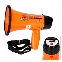 [해외]EDCO EINDHOVEN Hup Holland Hup Megaphone 21 cm 3138366914 Orange
