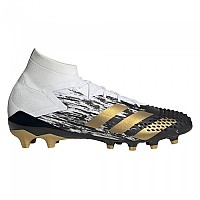 [해외]아디다스 Predator Mutator 20.1 AG Football Boots Refurbished 3138365844 Ftwr White / Gold Metalic / Core Black