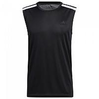 [해외]아디다스 All World SL 2.0 Sleeveless Shirt 3138108387 Black / White