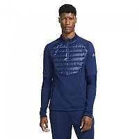 [해외]나이키 Therma Fit Academy Long Sleeve T-Shirt 3138298028 Blue Void / Blue Void / Volt