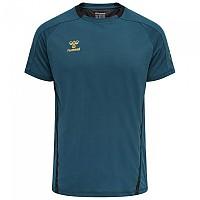 [해외]험멜 Cima XK Short Sleeve T-Shirt 3138349887 Blue Coral