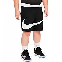 [해외]나이키 Dri Fit Shorts 15138252425 Black / White / White