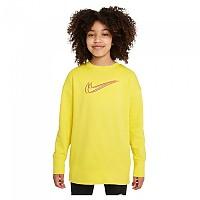 [해외]나이키 Sportswear BF Long Sleeve T-Shirt 15138253915 Yellow Strike