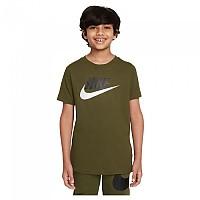 [해외]나이키 Sportswear Cotton Short Sleeve T-Shirt 15138254028 Rough Green