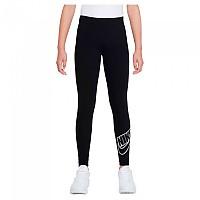 [해외]나이키 Sportswear Favorites Graphic Tight 15138254116 Black / White
