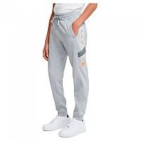 [해외]나이키 Sportswear Pants 15138254210 Lt Smoke Grey / Smoke Grey / Total Orange