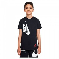 [해외]나이키 Sportswear Short Sleeve T-Shirt 15138254254 Black