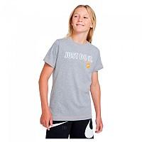 [해외]나이키 Sportswear Short Sleeve T-Shirt 15138254287 Dk Grey Heather / Dk Grey Heather