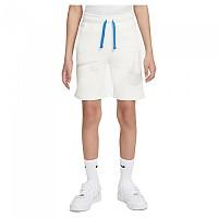 [해외]나이키 Sportswear Swoosh Shorts 15138254397 Sail / Light Bone