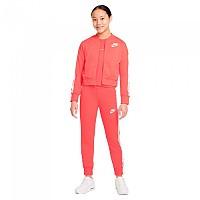 [해외]나이키 Sportswear Track Suit 15138254469 Magic Ember / White