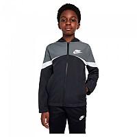 [해외]나이키 Sportswear Woven Jacket 15138254488 Black / Iron Grey / White / White