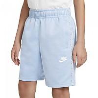 [해외]나이키 Sportswear Short Pants Refurbished 15138273407 Psychic Blue / White