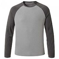 [해외]크래그호퍼 Winter Base Long Sleeve Base Layer 1136942155 Quarry Grey Marl - Black Pepper