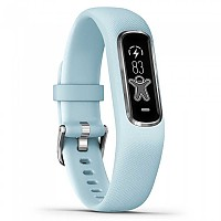 [해외]가민 Vivosmart 4 Activity Band 1137533499 Blue / Silver