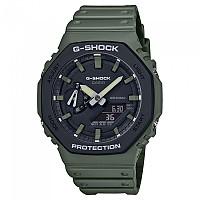[해외]지샥 GA-2110SU-3AER Watch 1137555882 Green