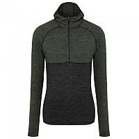 [해외]블랙 다이아몬드 Solution Wool Base Layer 1137631705 Black / Cypress