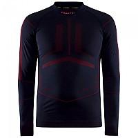 [해외]크래프트 Active Intensity Crew Neck Long Sleeve T-Shirt 1138113307 Blaze / Lychee