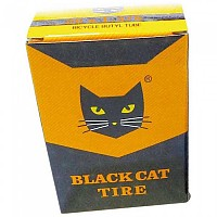 [해외]BLACK CAT TIRE Inner Tube 1138142188 Black