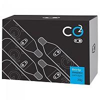 [해외]CRANKBROTHERS 20g 30 Units CO2 Cartridge 1138194042 Silver