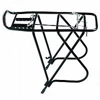 [해외]BONIN City Aluminium Pannier Rack 1138276564 Black