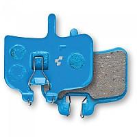 [해외]CUBE Hayes HFX 9 Disc Brake Pads 2 Units 1138285077 Blue