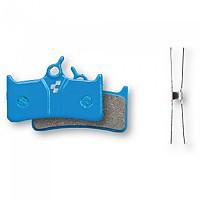 [해외]CUBE Shimano Deore XT M755 Disc Brake Pads 2 Units 1138285160 Blue