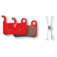 [해외]CUBE Shimano XT2000/XTR Disc Brake Pads 2 Units 1138285165 Red